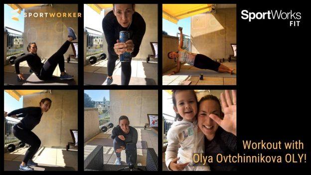 webinar SportWorks FIT with Olya