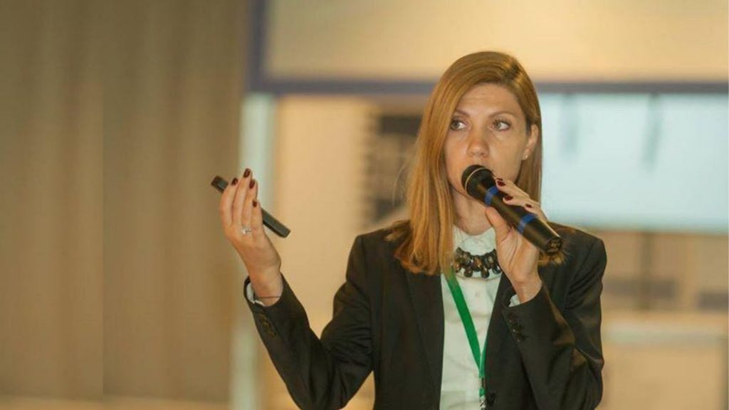 Podcast 010 Sport world in lockdown: Events, Part 2 Anna Bagrova. Sales Director at MATCH Hospitality Russia.
