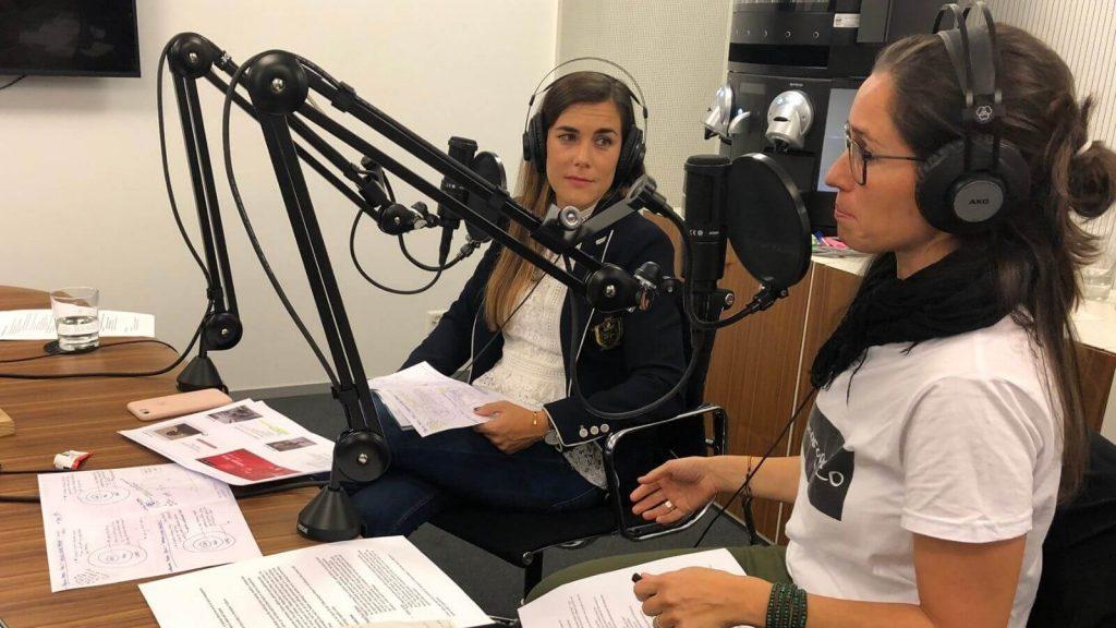 Podcast episode Explore athlete's life experience: inspire, create awareness and raise support Marga Rico Greta Avola