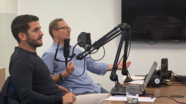 Podcast episode 005 Social entrepreneurship: The future of sport and development? Yoan Noguier Philipe Furrer