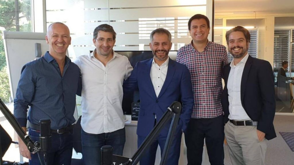 Podcast episode 003 How to build synergies in sports: Learnings and considerations from working to help people Joao Frigerio Oner Avara
