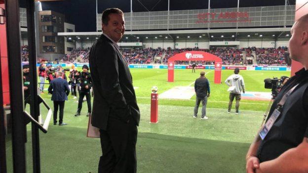Podcast 015 Sport World in lockdown Slovakian Football Federation Peter Palencik