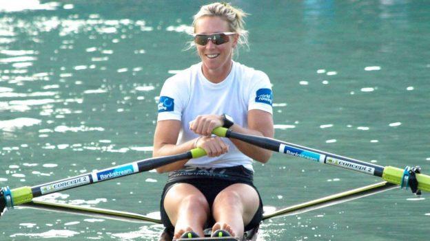 Podcast 016 Sport World in lockdown Emma TWIGG Olympic athlete rower New Zealand