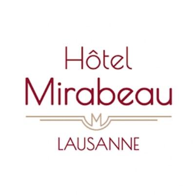 Hotel Mirabeau Lausanne company logo