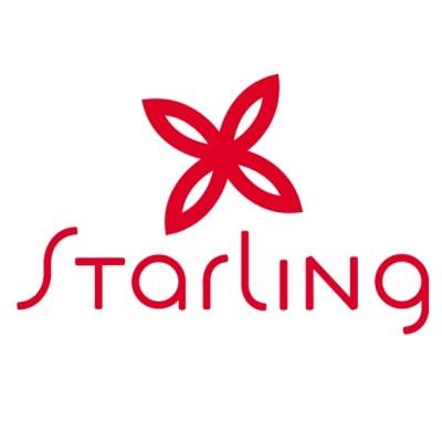 Starling hotel company logo